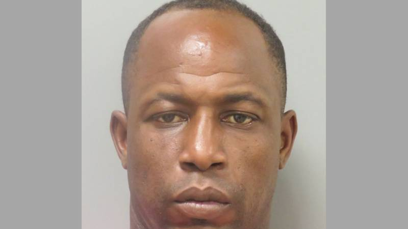 Ronald Tyler Jr., 41, was arrested on active warrants after a traffic stop on Tuesday