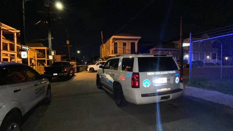 New Orleans Police are investigating a shooting in Central City that has left two people injured.