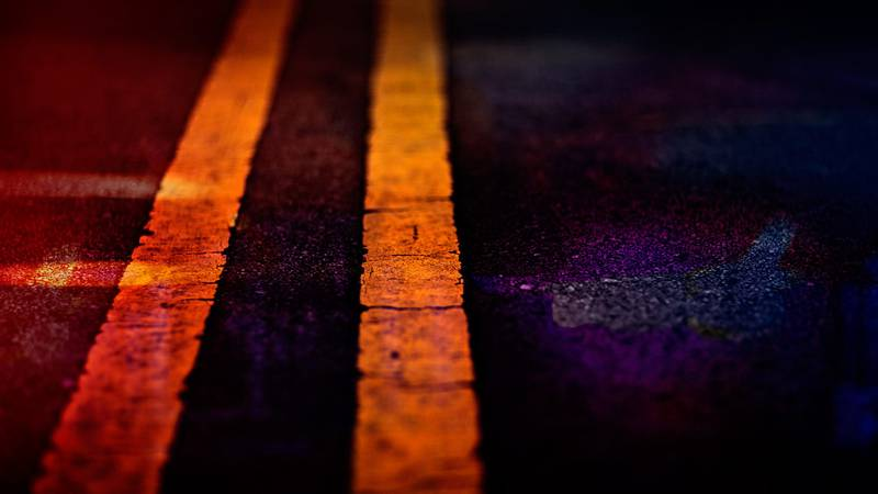 One man is dead after being struck by an 18-wheeler after getting into a wreck on the other...
