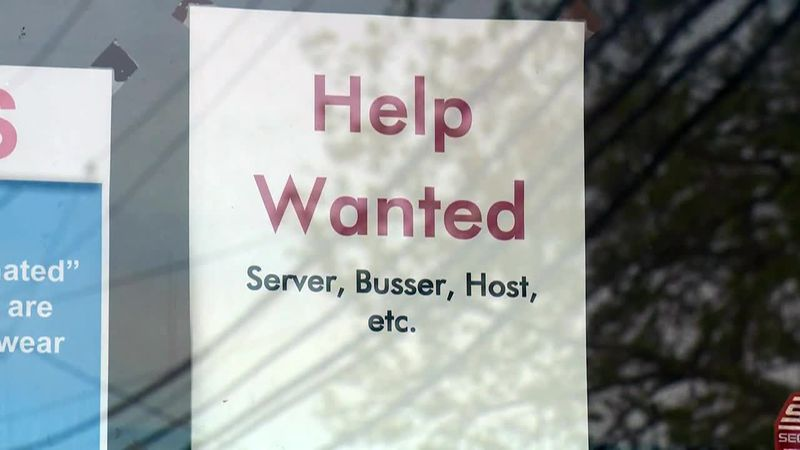 The U.S. unemployment rate has fallen below 6% for the first time since last March, but some...