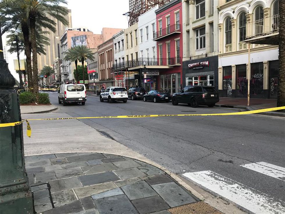 Canal St. Shooting