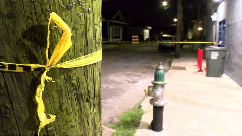 Six people were shot and one man died in a shooting at the intersection of MLK Boulevard and...