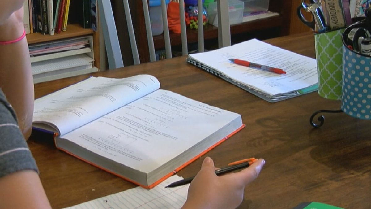There has been a ten to 15 times increase in home schooling since classes began in August
