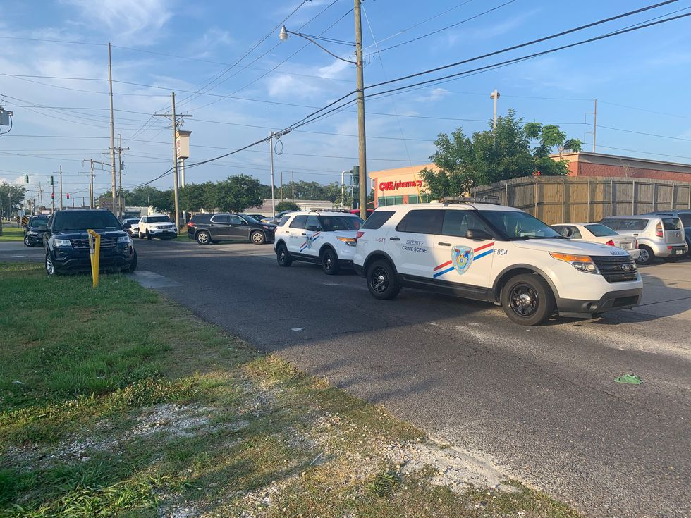 JPSO deputies say a woman was shot and killed at an apartment complex in Metairie Thursday...