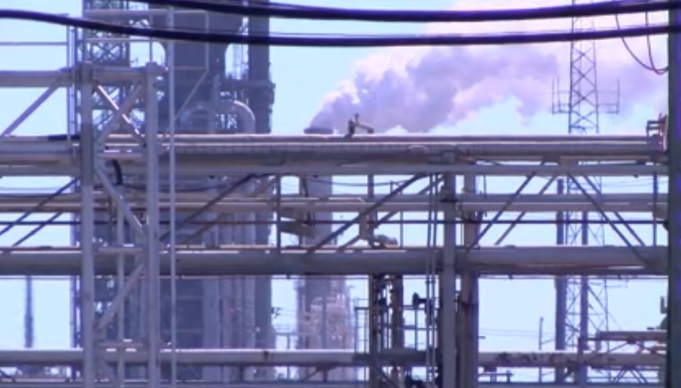 Oil refineries were not spared the impact of Hurricane Ida and power outages.
