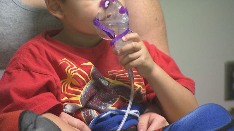 RSV, or respiratory syncytial virus, is a common respiratory illness spreading across the south...