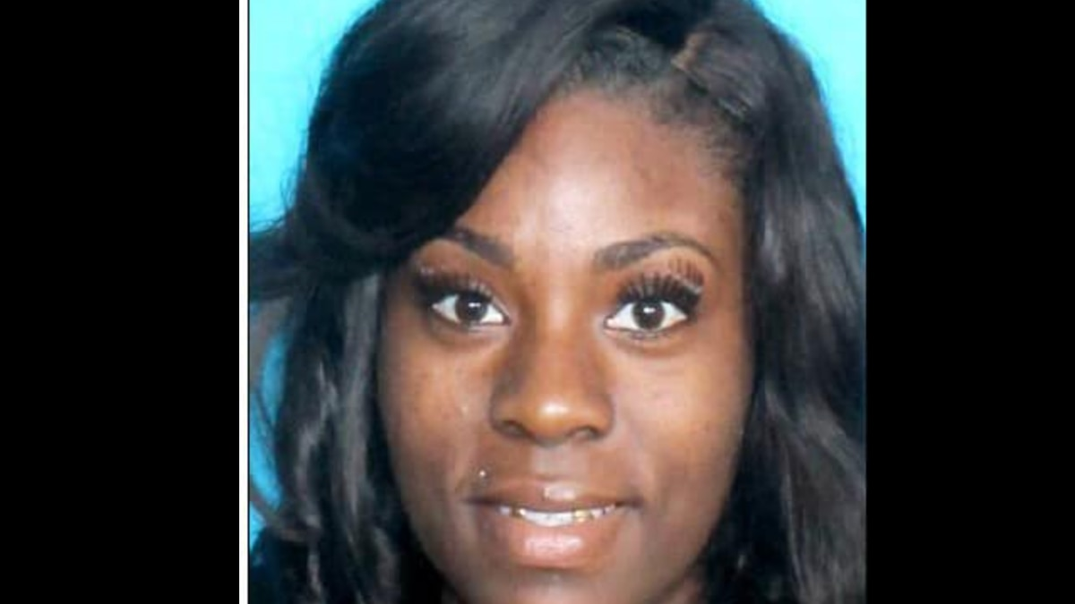 """Chief Jimmy Travis said that Christie """"BeBe"""" McKnight, 30, of Hammond, is wanted by detectives..."""