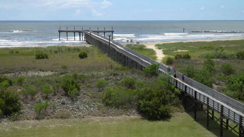 We go to the end of Highway 1 for a visit to Grand Isle State Park.