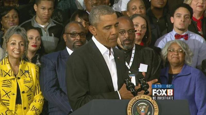 Medicaid among many topics discussed during Pres. Obama's visit to Baton Rouge