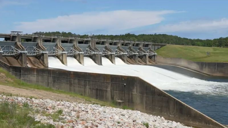 Back in the 1960's, Louisiana and Texas had a really big idea. Build a dam on the Sabine River,...