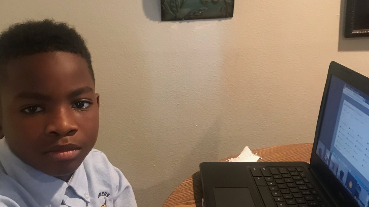 4th grade virtual learner suspended for having a BB gun in his bedroom