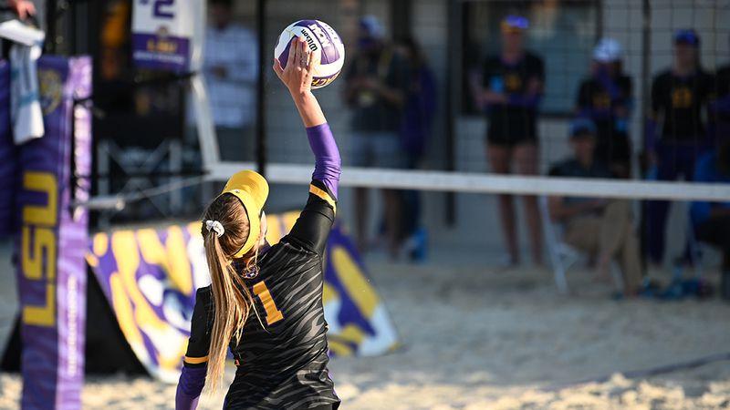 LSU Beach Volleyball