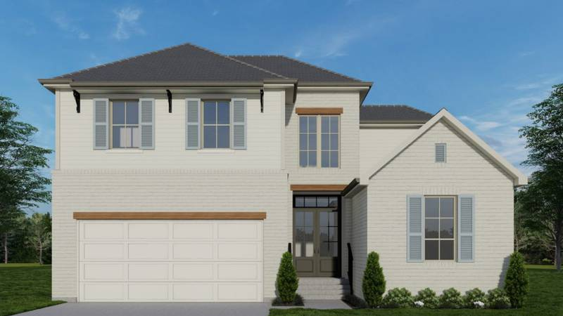 The 2,800 square foot home located in Lakeview and next door to the 2020 St. Jude Dream Home...