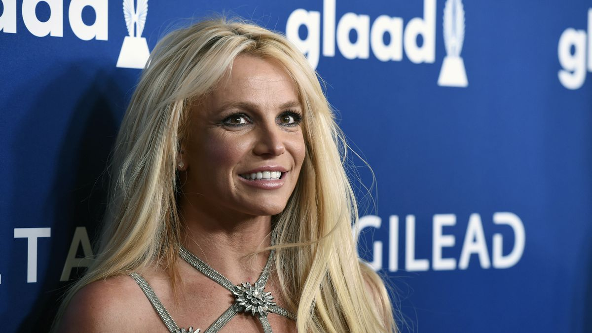 FILE - This April 12, 2018 file photo shows Britney Spears at the 29th annual GLAAD Media...