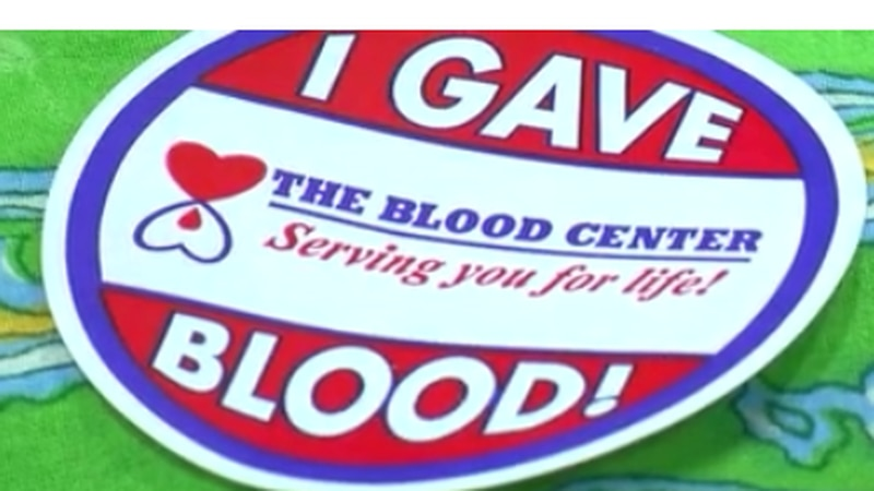 Blood donors get Covid antibody results.