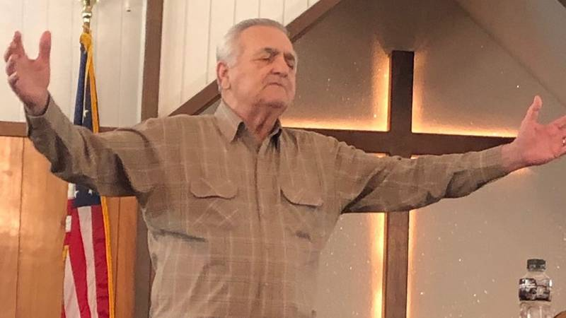 Pastor Tony Guerin is relying on his faith while he and his family desperately search to find...
