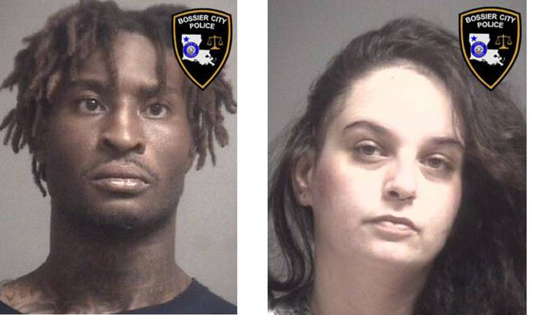 Lewilliam Adger (left), 26, of Princeton, is charged with one count each of attempted...