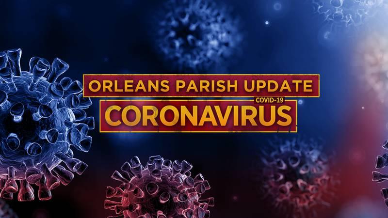 Parish update related to COVID-19