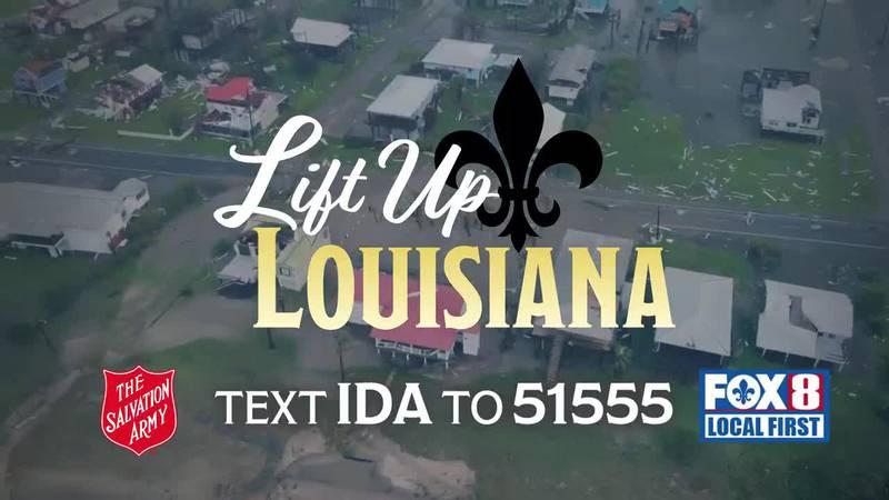 Lift Up Louisiana - WVUE