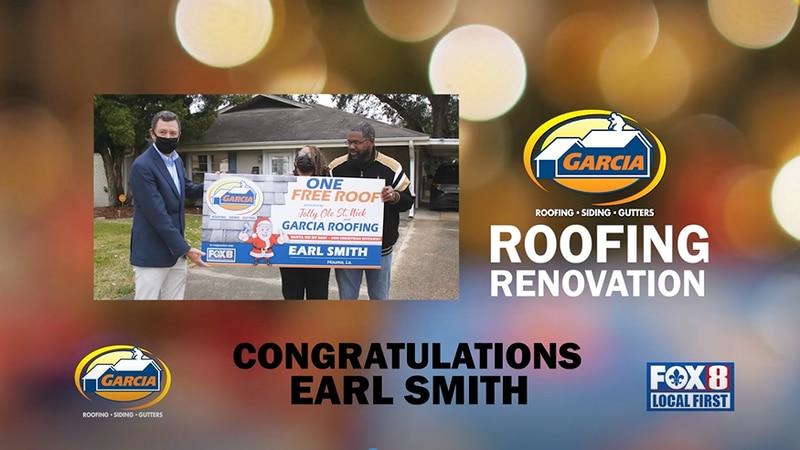 Garcia Did My Roof Winner Earl Smith