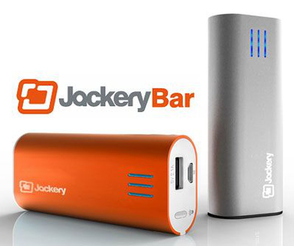 Jackery Bar provides up to 120 hours of extra operation time for your smart phone.