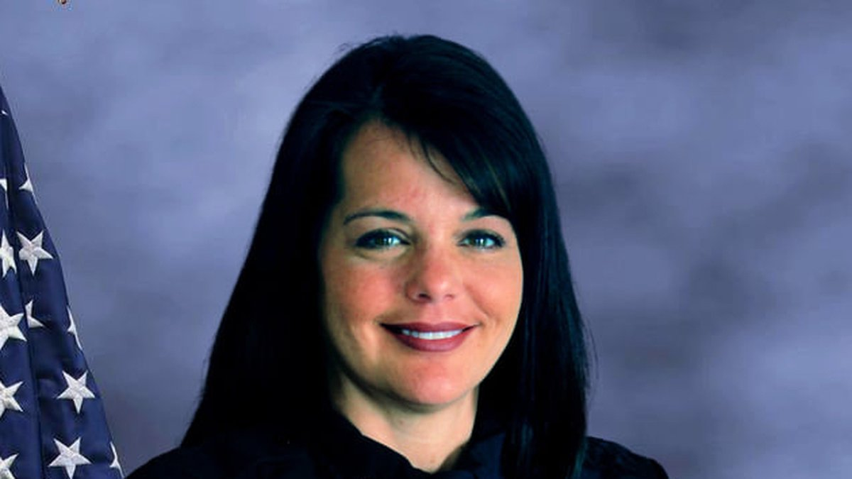 Officer Theresa Simon has died after suffering what is believed to be a sudden heart attack...