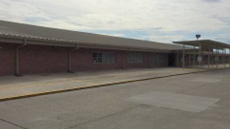 Officials have shut down in-person learning at Houma's Coteau Bayou Blue Elementary School...