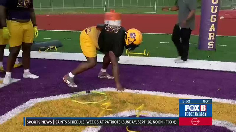 Dynamic playmakers from Karr headed to LSU
