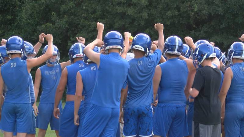 The Pearl River Central football team enters the 2020 season with high hopes.