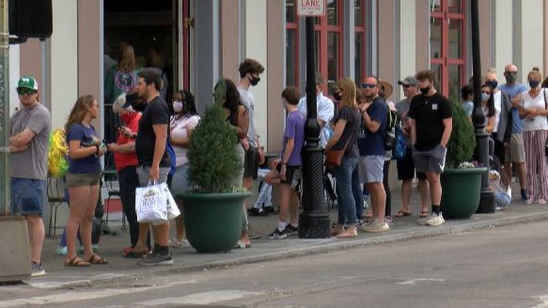 The TSA says it is preparing for an influx of Spring Break travelers to New Orleans as air...
