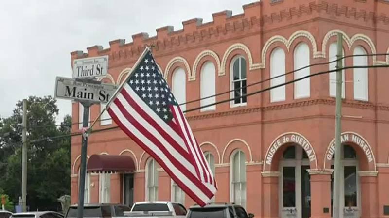 Heart of Louisiana: Town of Gueydan