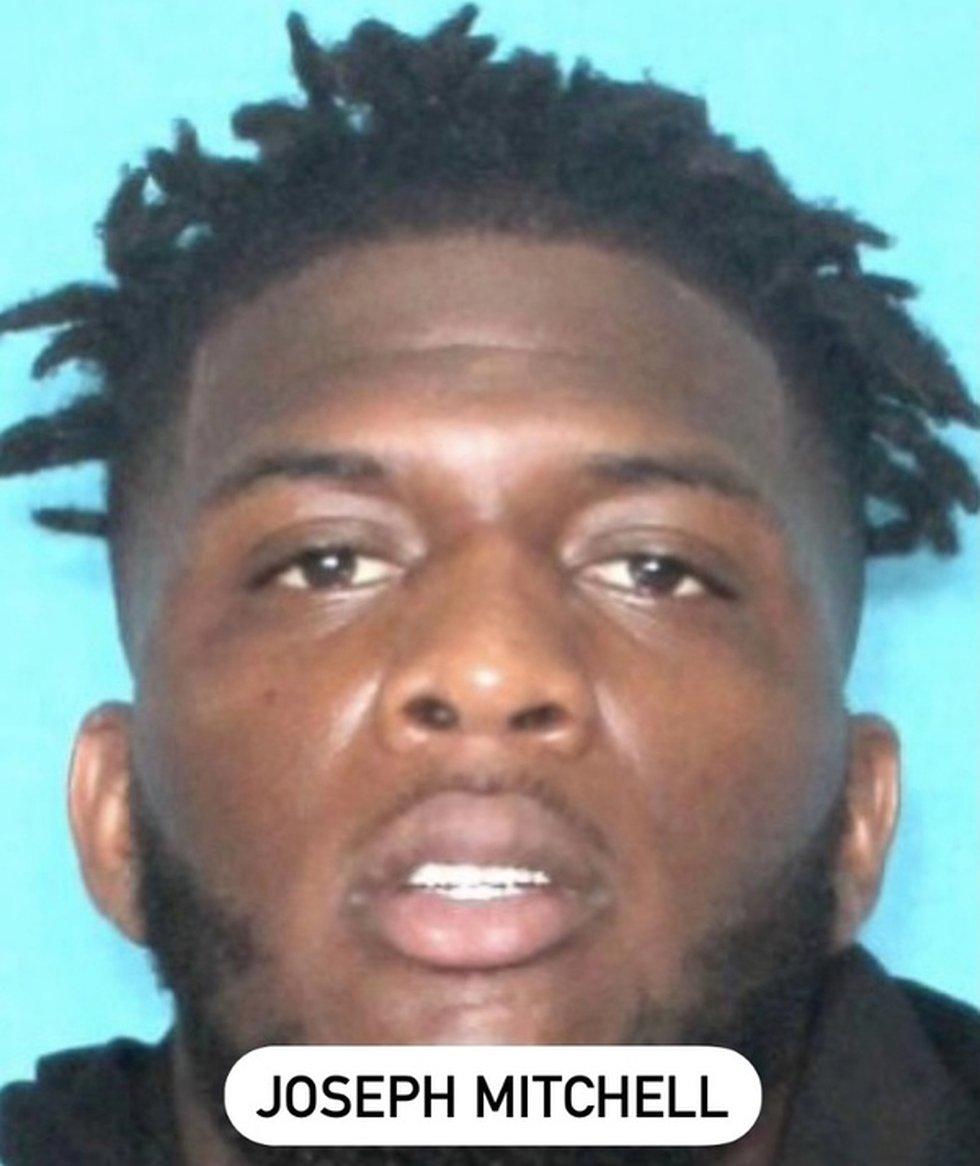Joseph Mitchell of Baton Rouge