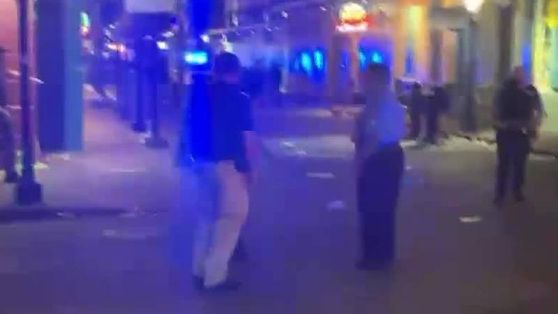 Violent weekend in New Orleans
