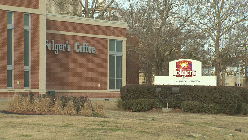 The Folgers Coffee Company in New Orleans East is the subject of a vote before the New Orleans...
