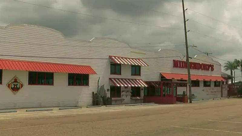 Middendorf's restaurant recovery in Manchac