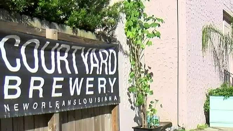 Courtyard Brewery recovery effort