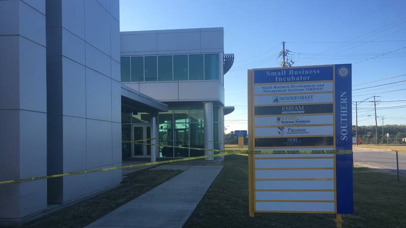 The New Orelans Police Department is investigating a homicide on the campus of Southern...