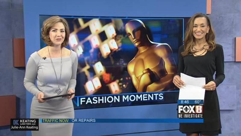 Tracee Dundas on Oscar fashions
