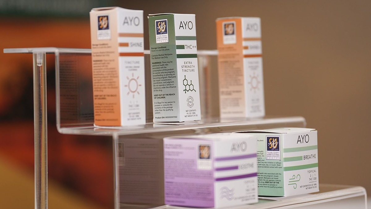 The new product line, AYO, is scientifically formulated, lab-tested, pesticide-free, and only...