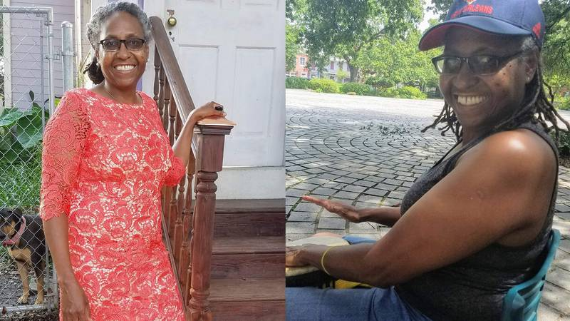Portia Pollock was fatally stabbed in what police believe was a carjacking in the 7th Ward on...