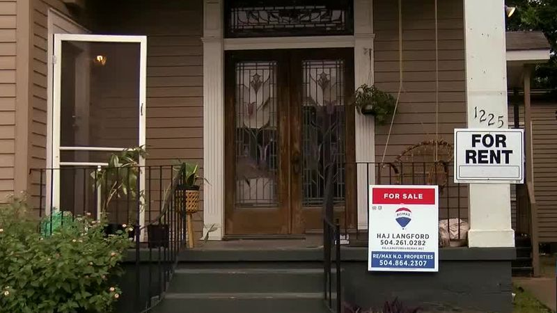 New Orleans rent prices continue to skyrocket