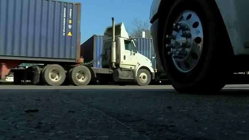 Trucking shortage