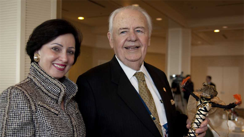 Saints and Pelicans owner Gayle Benson will keep both teams on solid ground going forward. (FOX...