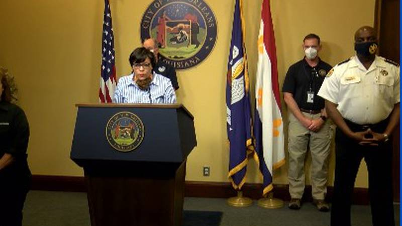 City leaders say they're ready for hurricane season amidst pandemic.