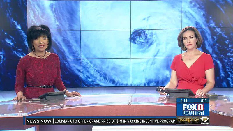 LA leaders still looking for hurricane help