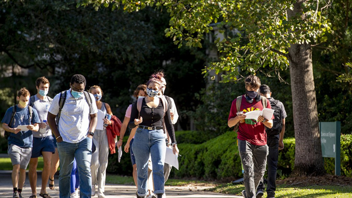 Tulane's first day of classes in the spring will be Jan. 19, the original start day for the...