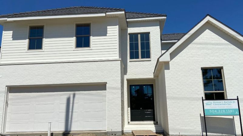 Marrero resident Jimyria Payne is the winner of the 2021 St. Jude Dream Home