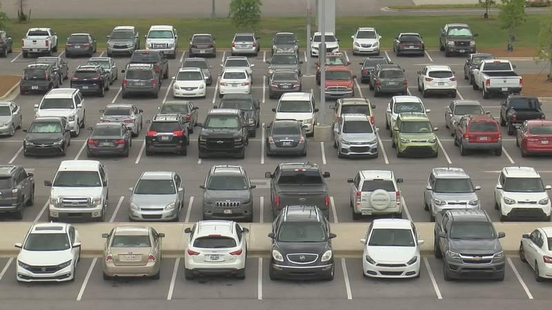 Armstrong International Airport Parking
