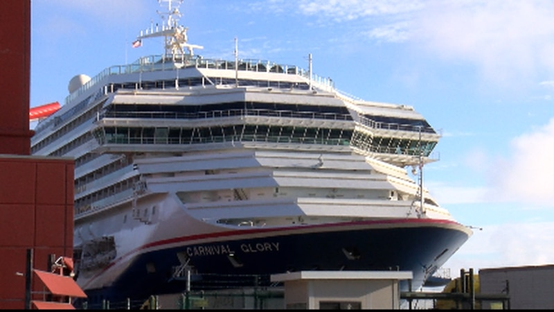 First cruise line to set sail from Port of New Orleans since March of 2020