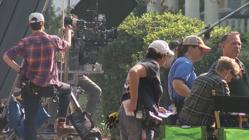 For the first time, Savannah is getting a closer look at just how much the film and TV industry...